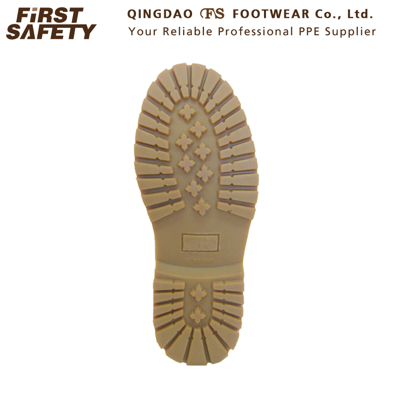 FS1110 Nubuck Slipping Outsole Safety Good Leather Quality resistant Waterproof GYW Boots rwFqrOI