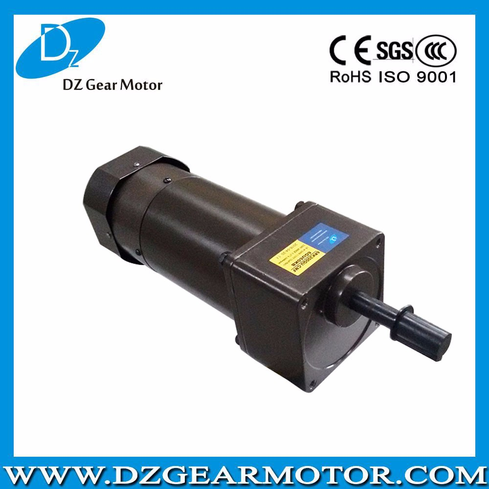 Compact Size 110v Ac Small Gear Reduction Electric Motor