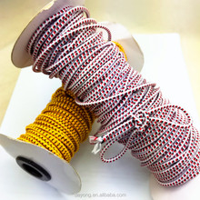 Factory wholesale high tenacity 3mm Round bungee rope Elastic Cord