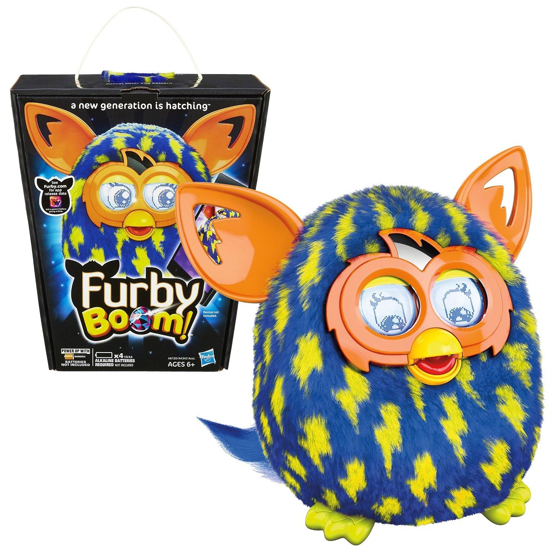 Cheap Blue Furby Boom, find Blue Furby Boom deals on line at