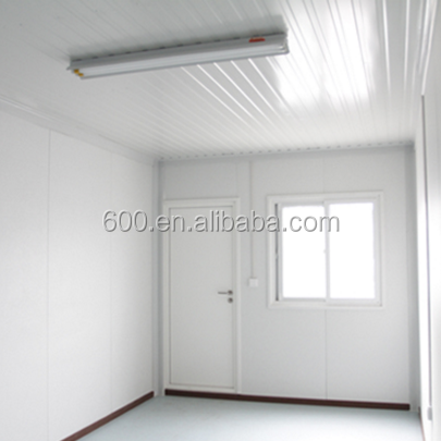 20ft 40ft container type house lkiving/ guard/tourist