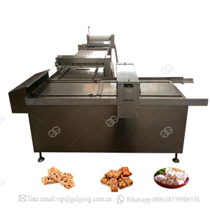 Small Cereal Bar Machine Granola Muesli Crunchy Bar Production Line