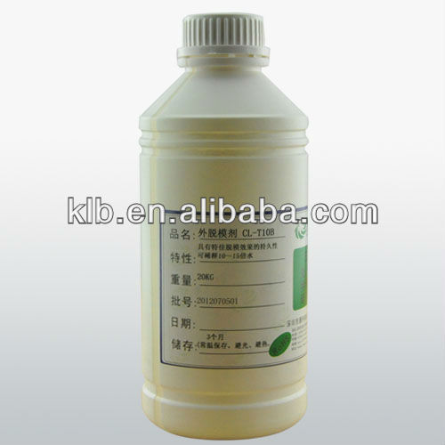 silicone releasing agent /rtv silicone mould making rubber