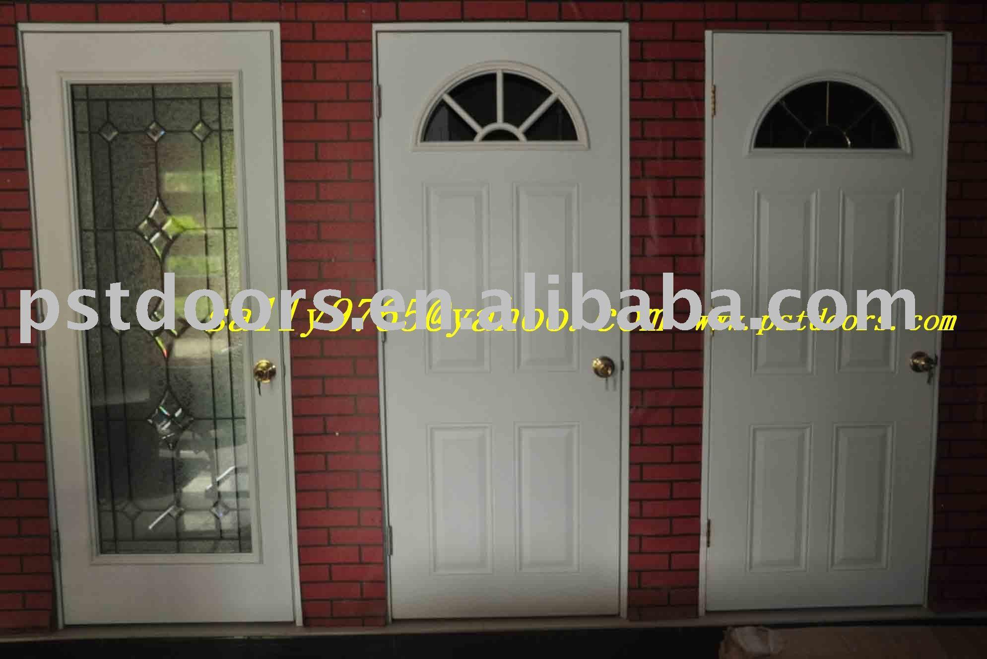 Media lite puertas de persiana de cristal puerta de metal for Puertas de metal con vidrio