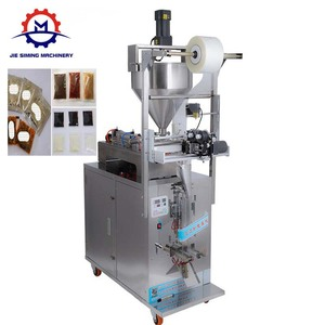 2018 Newest Auto-Weighing Milk Filling Packing Machine Water Pouch Packing Machine Price For Lowest Price