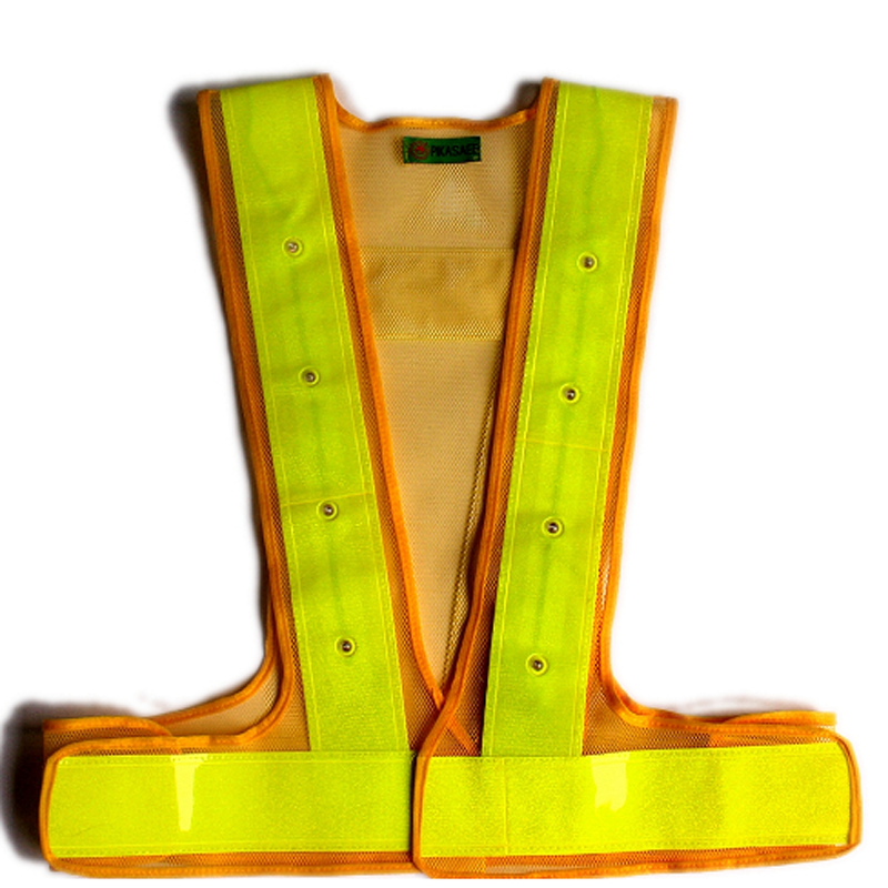 hi <strong>safety</strong> security visibility work clothes yellow <strong>safety</strong> running reflective vest with colorful logo