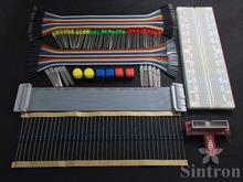 [Sintron] T-Cobbler, GPIO Extension Board Starter Kit RGB LED Push Button for Raspberry Pi