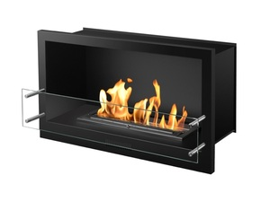 on sale real flame electric fireplace stainless steel frame
