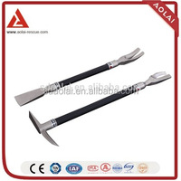 2017 new design Aolai High Quality hand crowbar tool/hand digging tools