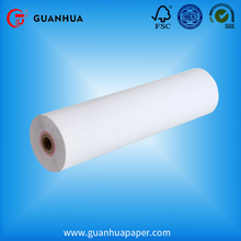 Wholesale newest selling recycled thermal fax paper rolls in 210mm