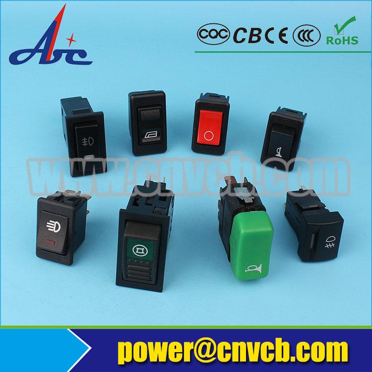 Auto Electric Window 12v Rocker Switch/illuminated Car Switch/auto ...