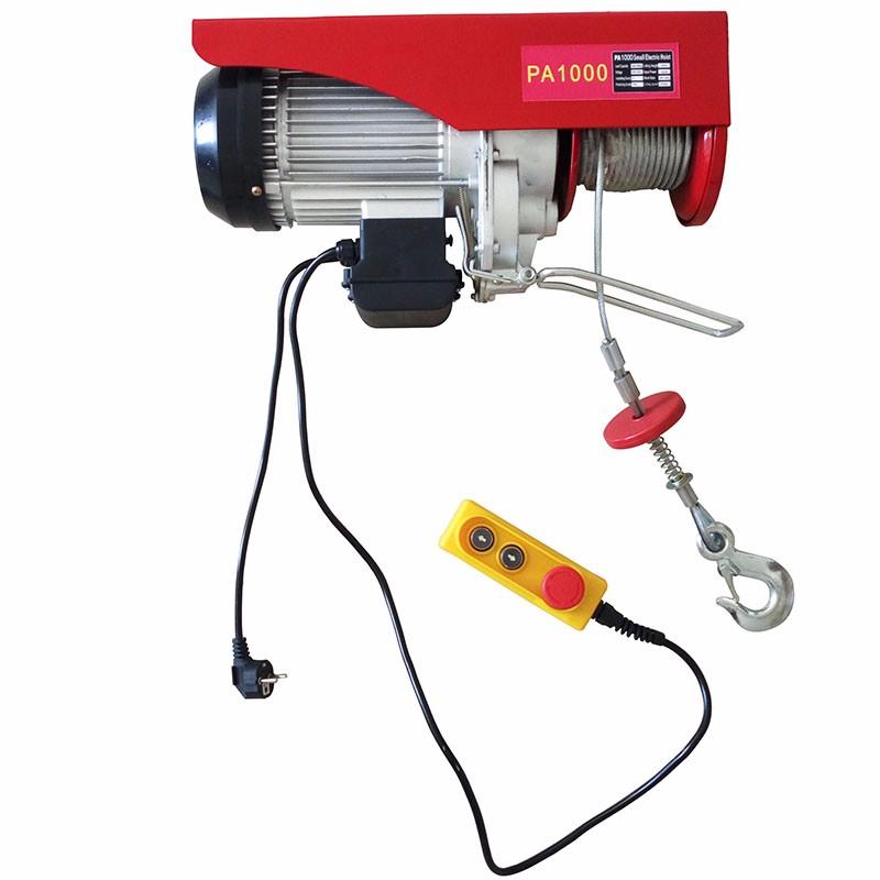 Electric Hoist For Garage Material Handling Equipment