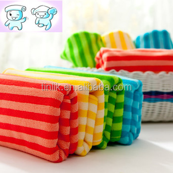 Factory Directly Wholesale Cheap Cation Stain Multi-purpose Microfiber Fast Drying Loop Towel