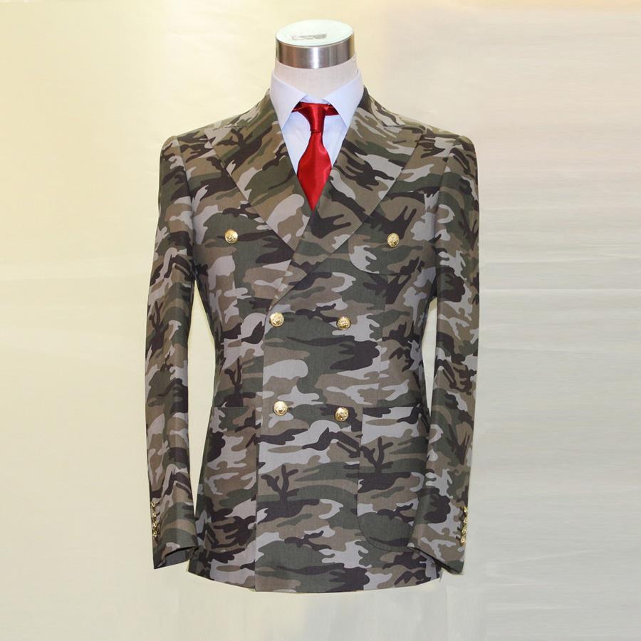 4aecab56db130 2019 Wholesale Army Color Camouflage Cotton Man'S Fashion Designer ...