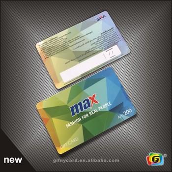Custom Design Plastic Library Membership Card - Buy Library ...