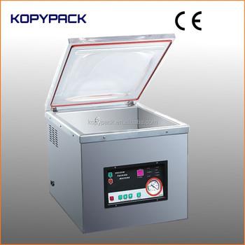 supermarket or store frozen pizza chamber vacuum packing machine vacuum sealer