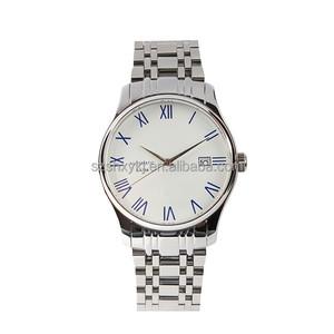 China wholesale NH35 movement date automatic watches