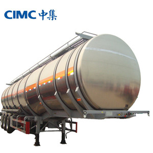 CIMC Tanks Acid Transportation