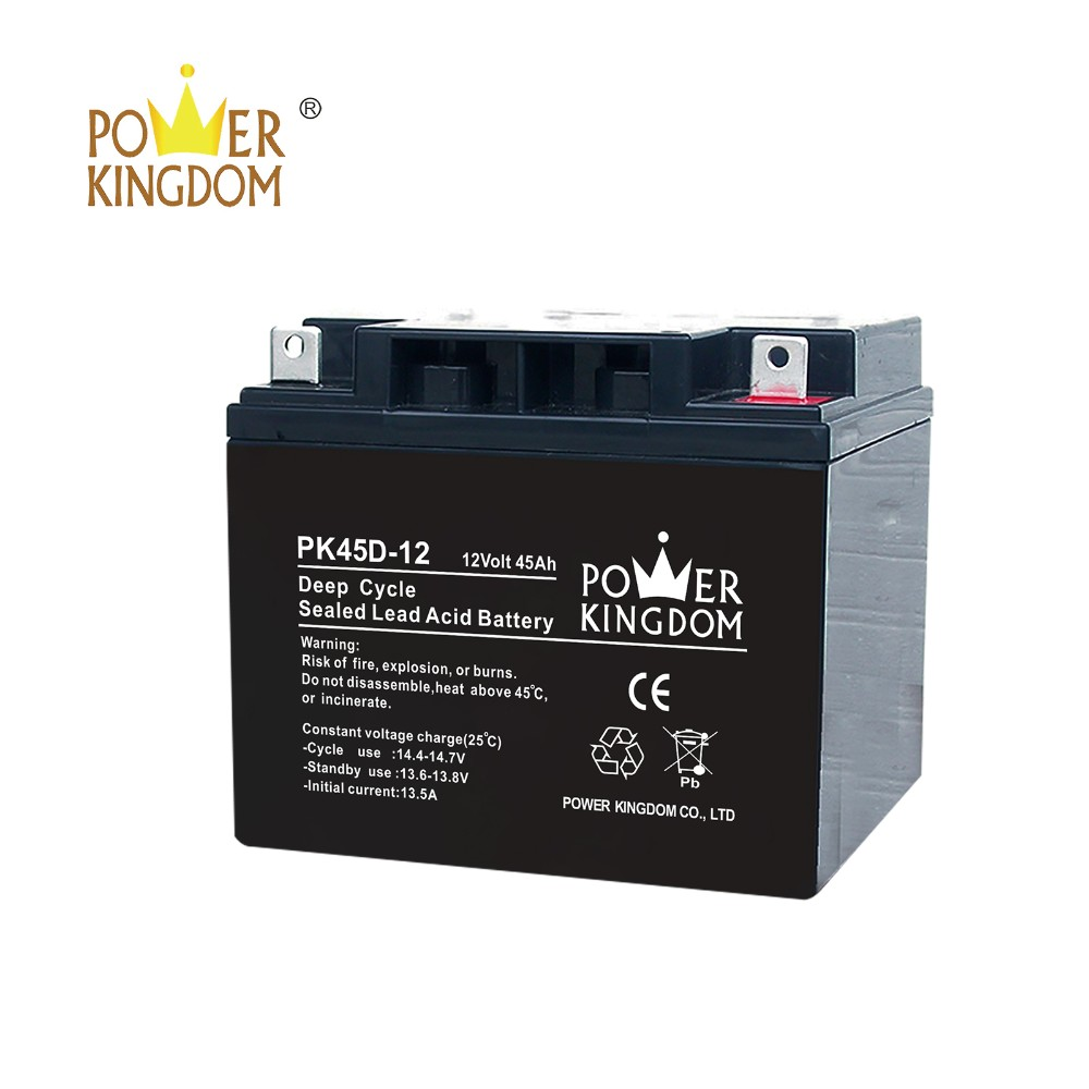 fine workmanship agm style battery for business fire system-8