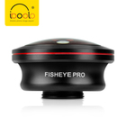 Iboolo brand 10MM hot selling cell phone camera fish eye PRO lens for iphone