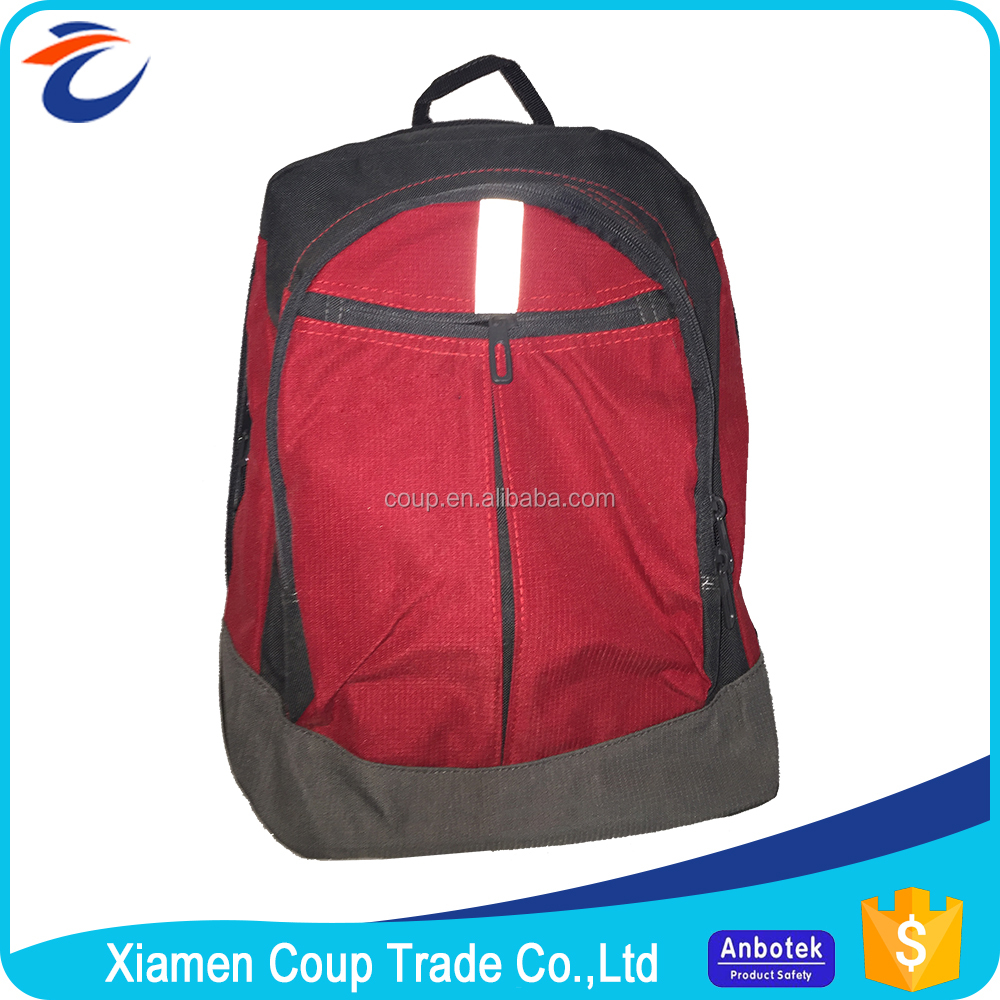 China Wholesale Trendy Eco-Friendly Durable School Bag Backpack With Low Price