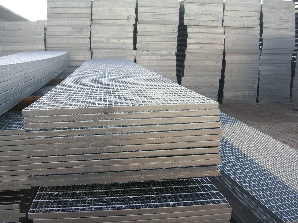 Stainless Steel Walkway Grating Floor Drain Grate Steel