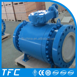 China factory price 900LB 8 inch 3pc forged full welded stainless steel ball valve