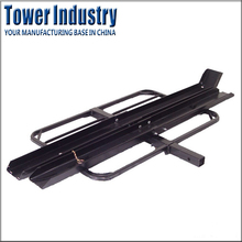 China Manufacturer Hitch Mount Rear Car Motorcycle Carrier for Sale