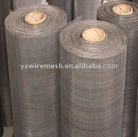 plain steel wire cloth/black wire cloth/wire mesh 95