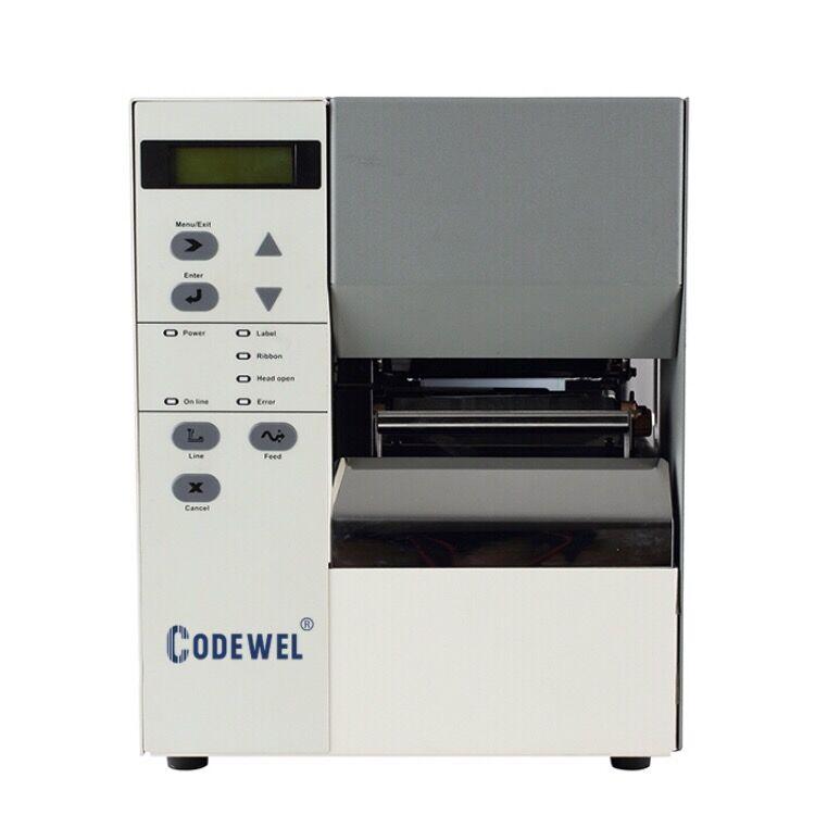 Best price industrial 203DPI Direct / Thermal Transfer barcode printer  instead  Zebra ZT230 printer smallest printer