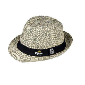 Bsci Audit Fashion Wholesale Straw Hats Men s Straw Fedora Hats ... a6155eda741