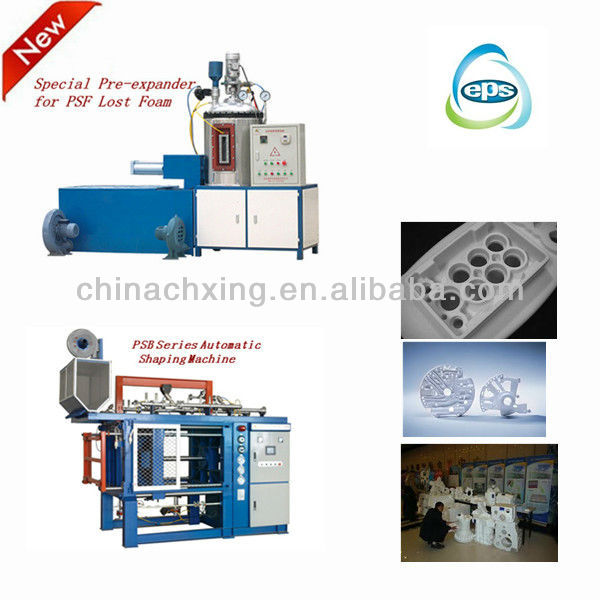 High standard new eps foam cup making Machine manufacturers for sale