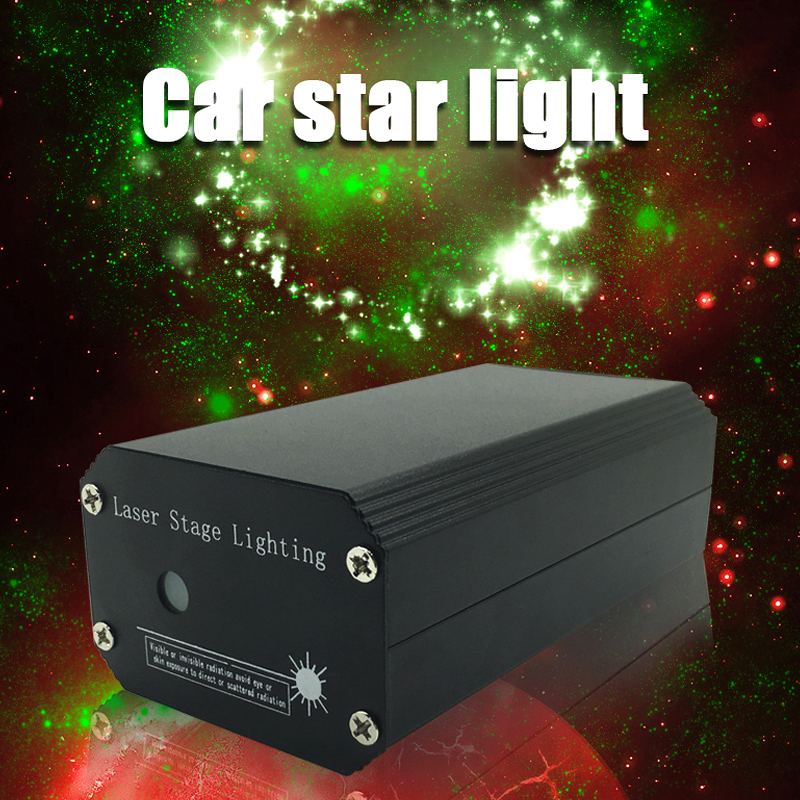 Car star light Romantic Rotating Spin Night Light Projector Sky Star 5V USB Lamp Led Projection christmas star light