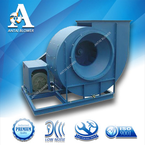 High Quality Factory V-belt driving industrial fan centrifugal blower exhaust with best service and low price