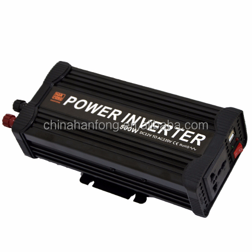 XA series micro solar power inverter 500w on/off grid tie solar inverter