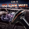 4G LTE WiFi Modem 12V Car WiFi Router With Standard 6-pin SIM card interface