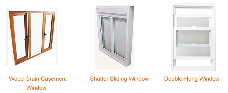 Best Selling Removable Jalousie Glass Folding White Aluminum Windows Interior German Plantation Window Shutters From China