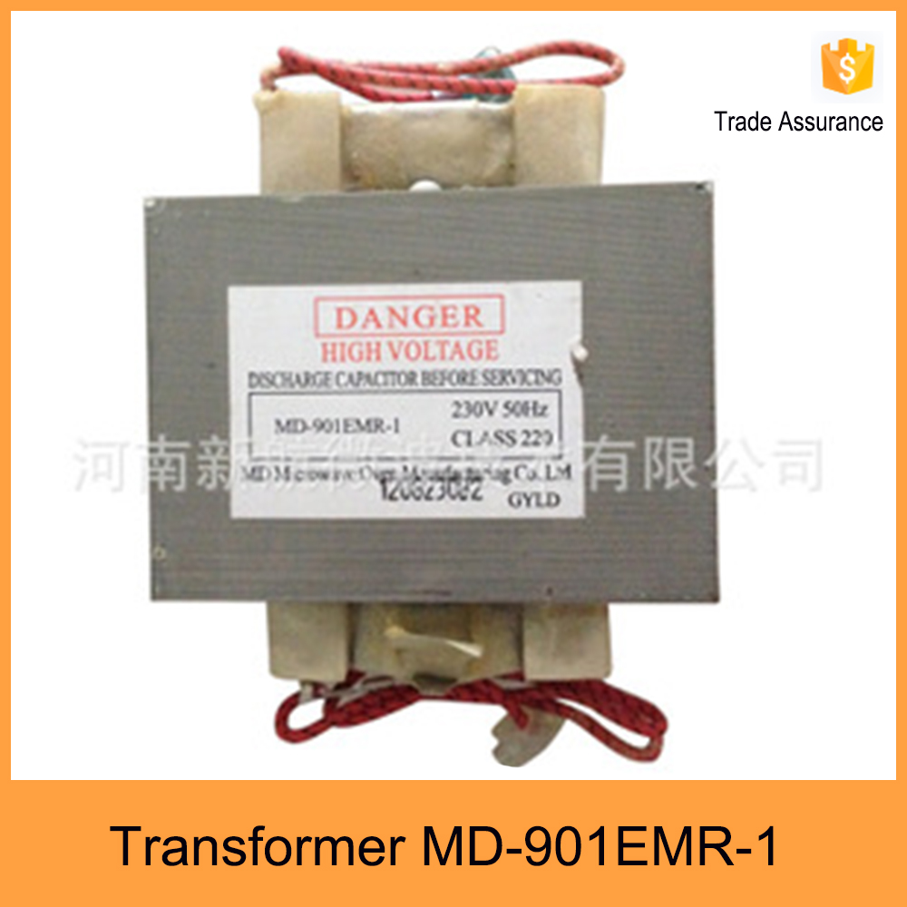 Original And New 900w Microwave Transformer Used Home