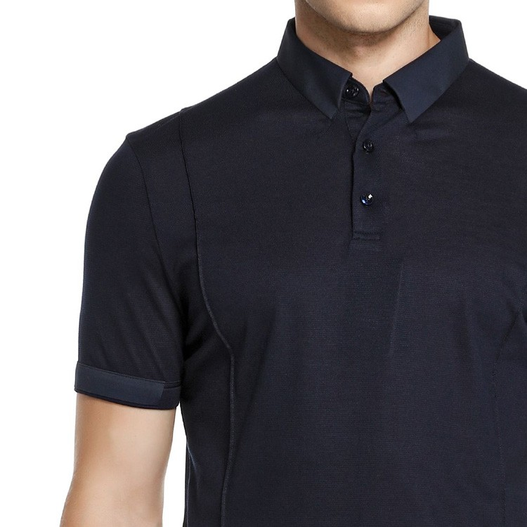 6cf394ff152f clothing factory t shirts manufacturers china wholesale black plain men's  polo shirt slim fit fast dry
