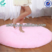 super soft round yoga mat
