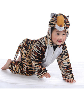 New Products Tiger Mascot Costume for Children