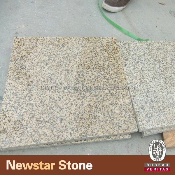 China Granite Colors Chinese Mum Yellow Granite