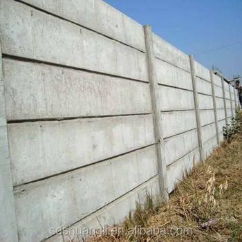 Betonfertigteile Zaun Maschine Fur Zement Fechten Produktion Mit