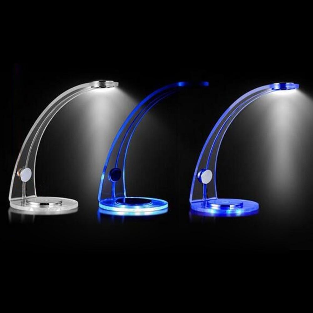 Design Avec Moderne Table lampe Rétro Yeux Bleu Éclairage De Protection Bricolage Led Table Des Bureau Buy Lampe WDHE9Y2I