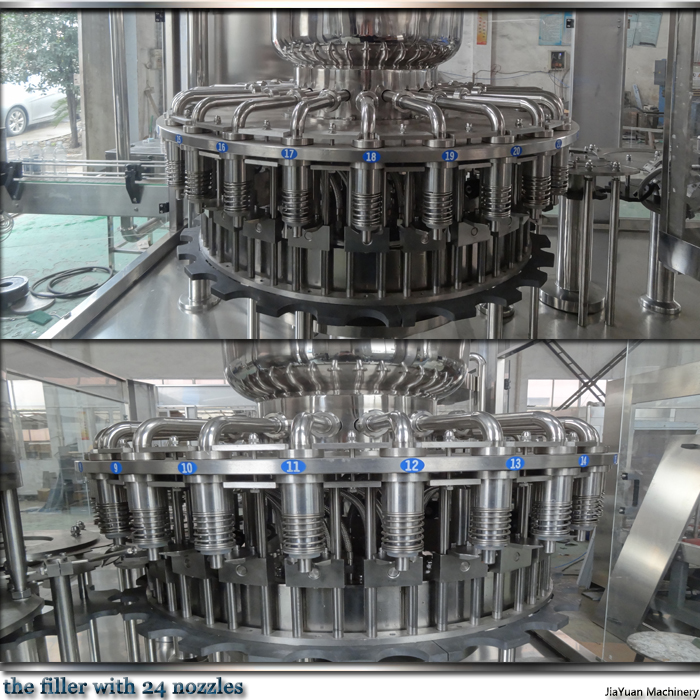 Water Bottling Plant Machinery, Mineral Water Filing Machine Cost on Low Level