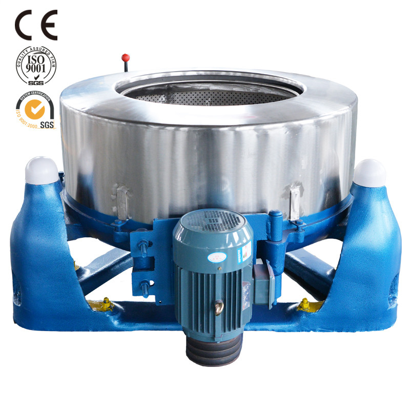 industrial stainless steel Hydroextractor price, spin dryer for jeans