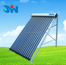 250L glass evacuated tube solar collector
