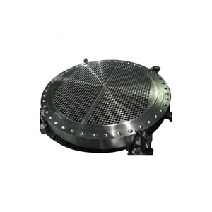 body flange used for pressure vessel hub clad tube sheet