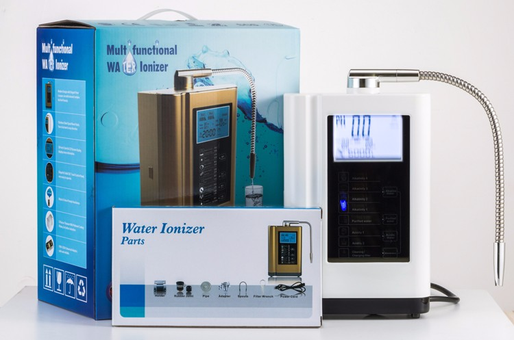 factory price water ionizer reviews series for health