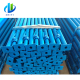 Construction used heavy duty sleeve-nut pipe support